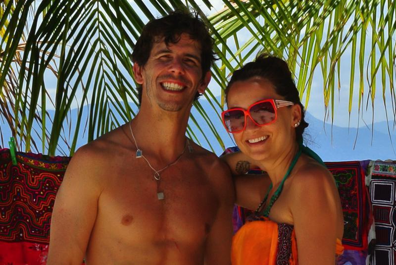 Renato and Sarah