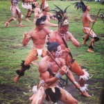 Amazing dance performance on the festival festival marquesas hivaoa traditionaldancehellip